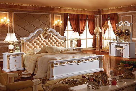 Thiết kế phòng ngủ chuẩn phong thủy cho lâu đài, biệt thự