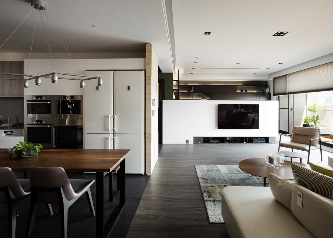 Thiết kế nội thất hiện đại - Đơn giản - Tiện nghi
