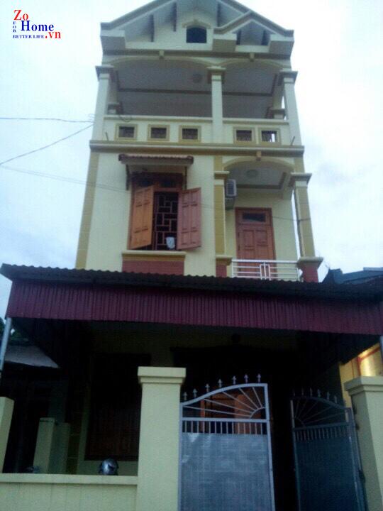 Cải tạo biệt thự 3 tầng tại Vĩnh Phúc