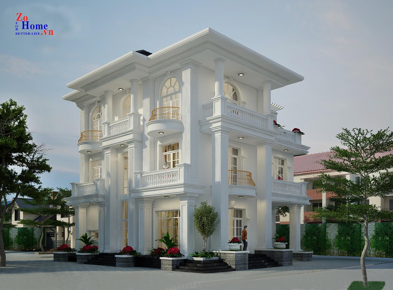 Quy hoạch lại căn biệt thự tại tỉnh Hà Nam