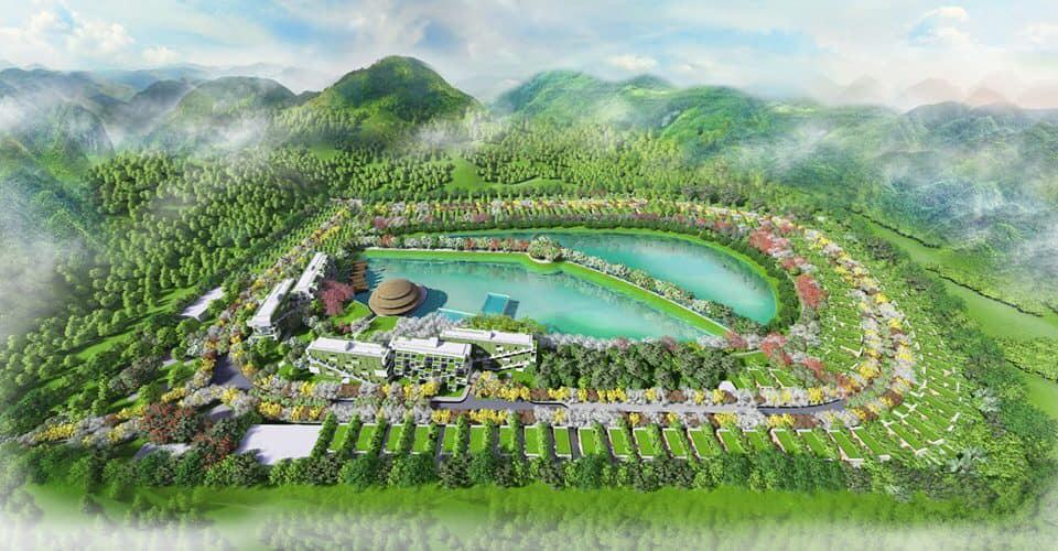 Quy Hoạch Cảnh Quan Khu Nghỉ Dưỡng Vadana Resort